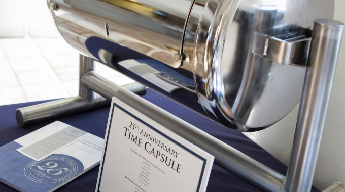 OTC 25th Anniversary Time Capsule