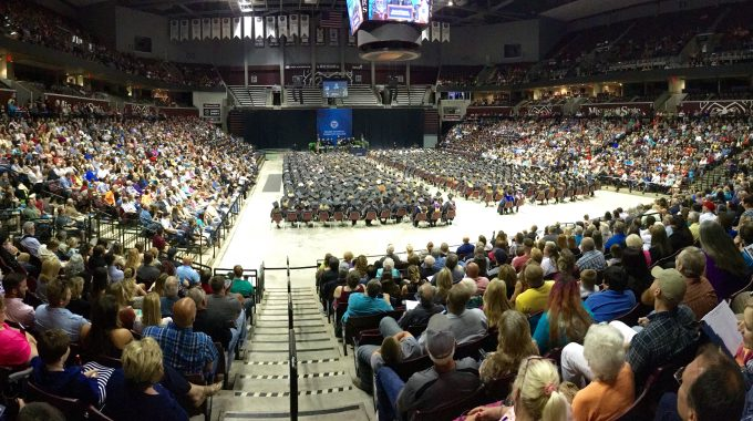 OTC Confers 3,428 Degrees And Certificates At Commencement