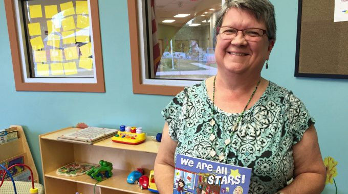 Special Kids Star In OTC Instructor's Special Book