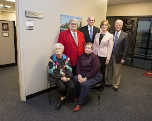 Williams Classroom Dedication
