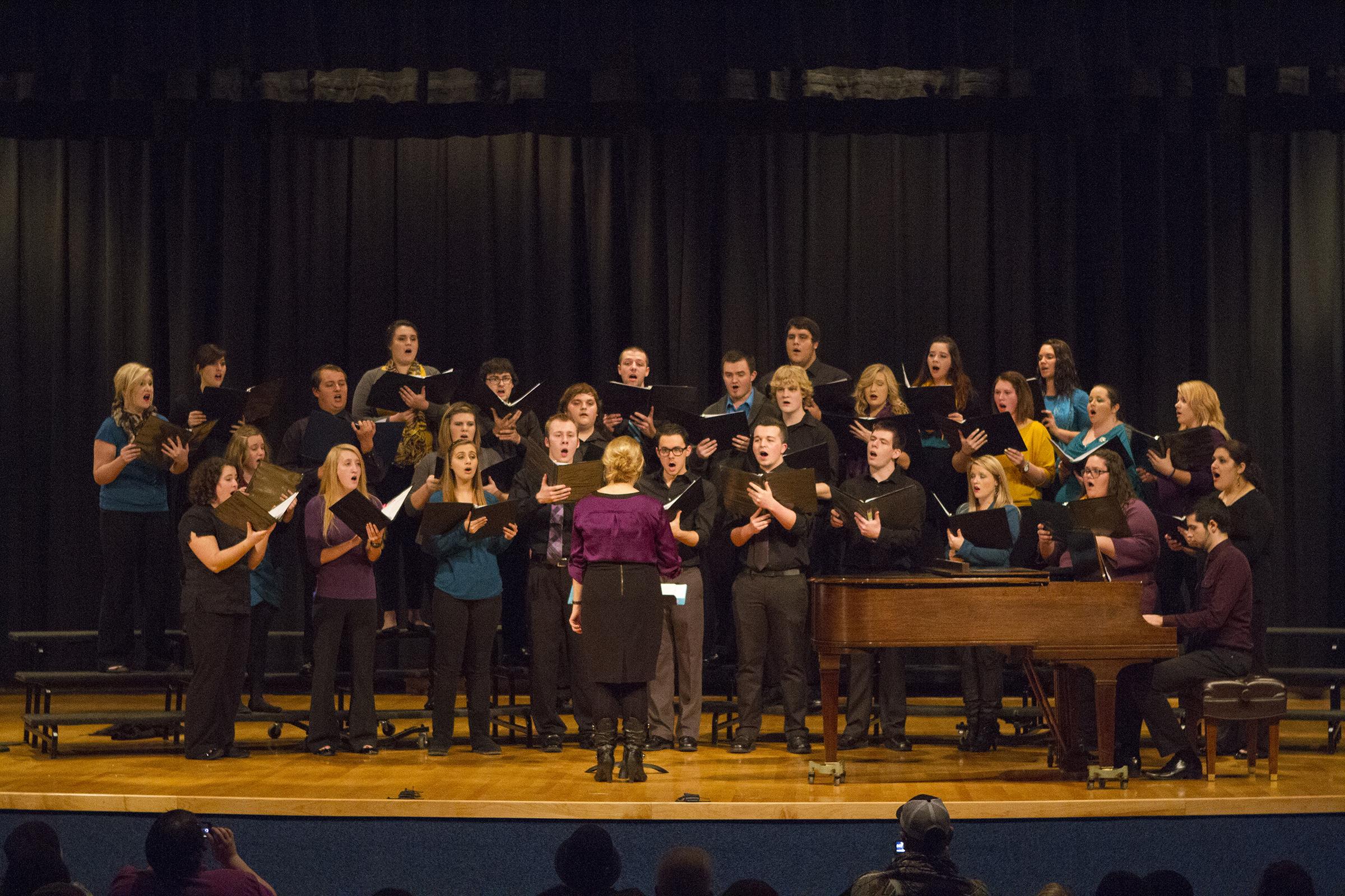 OTC Choir Concert