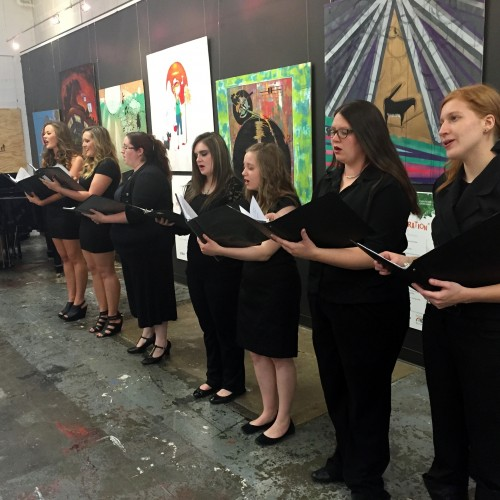 OTC Fine Arts Vocal Ensembles