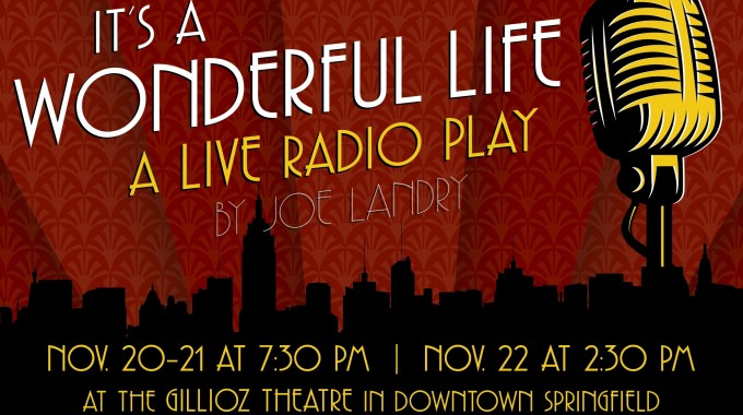 "OTC Presents ""It's A Wonderful Life: A Live Radio Play"""