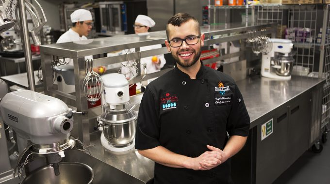 Kyle Houston, Culinary, Spring 2016