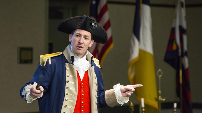 OTC Faculty, Staff Present A Glimpse Of Revolutionary War History