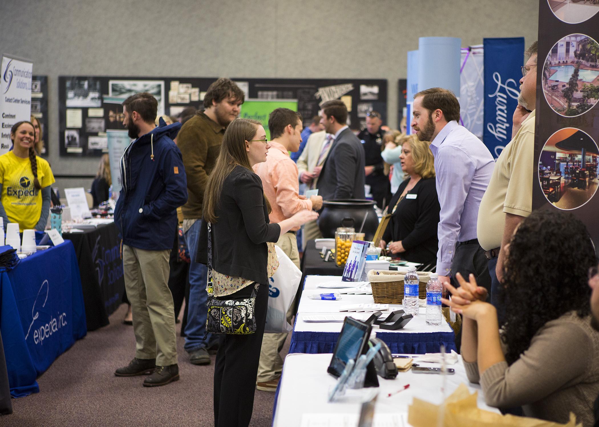 Job Fair 03-25-15