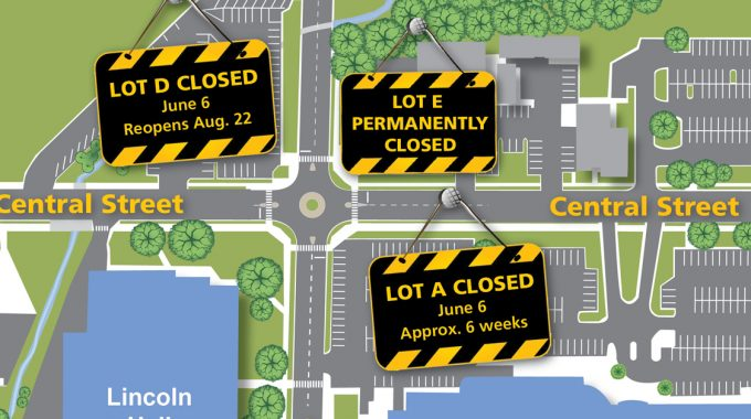 OTC Construction, Parking And How It Will Affect You This Summer
