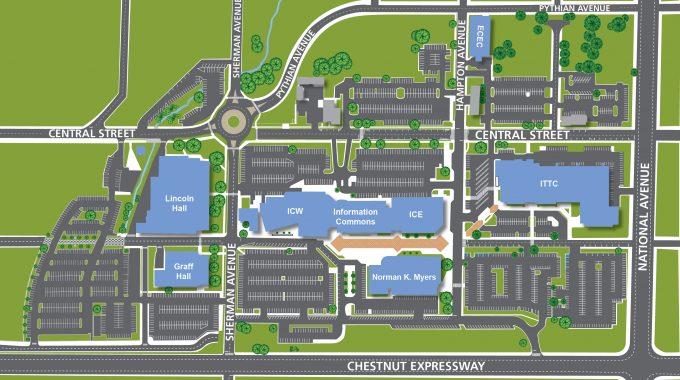 OTC Springfield Campus Traffic And Parking Update