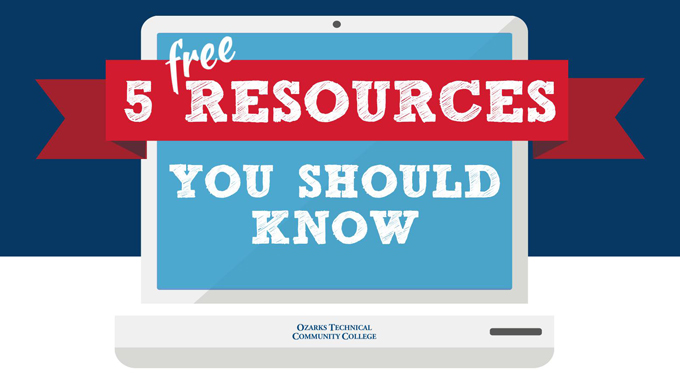 Take Advantage Of Free Student Resources This Semester At OTC