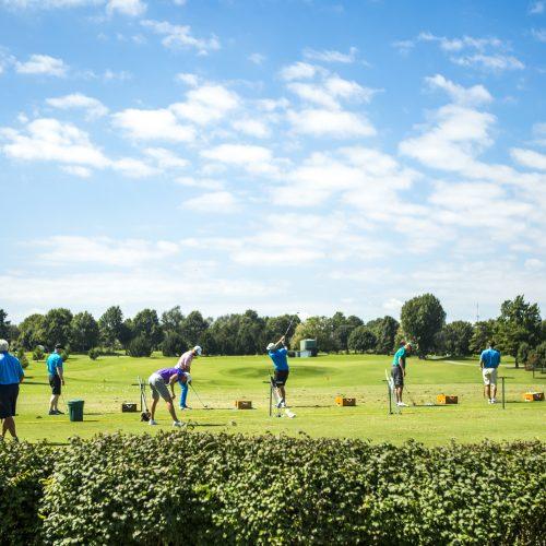 Golf Tournament   04