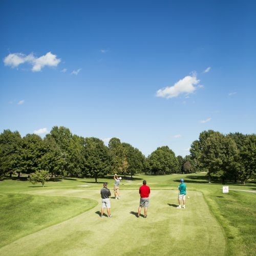 Golf Tournament   12
