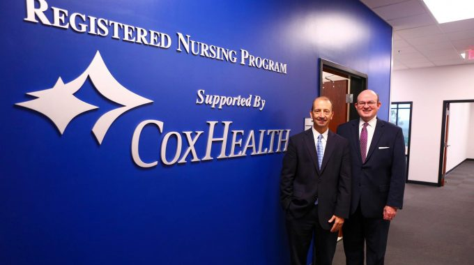 CoxHealth Honored By Missouri Community College Association