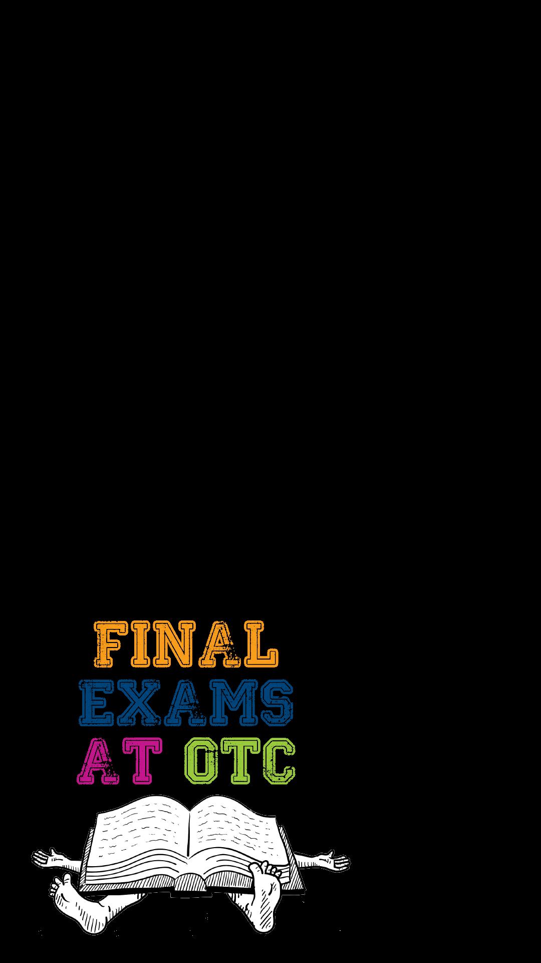 Final Exams at OTC Challenge