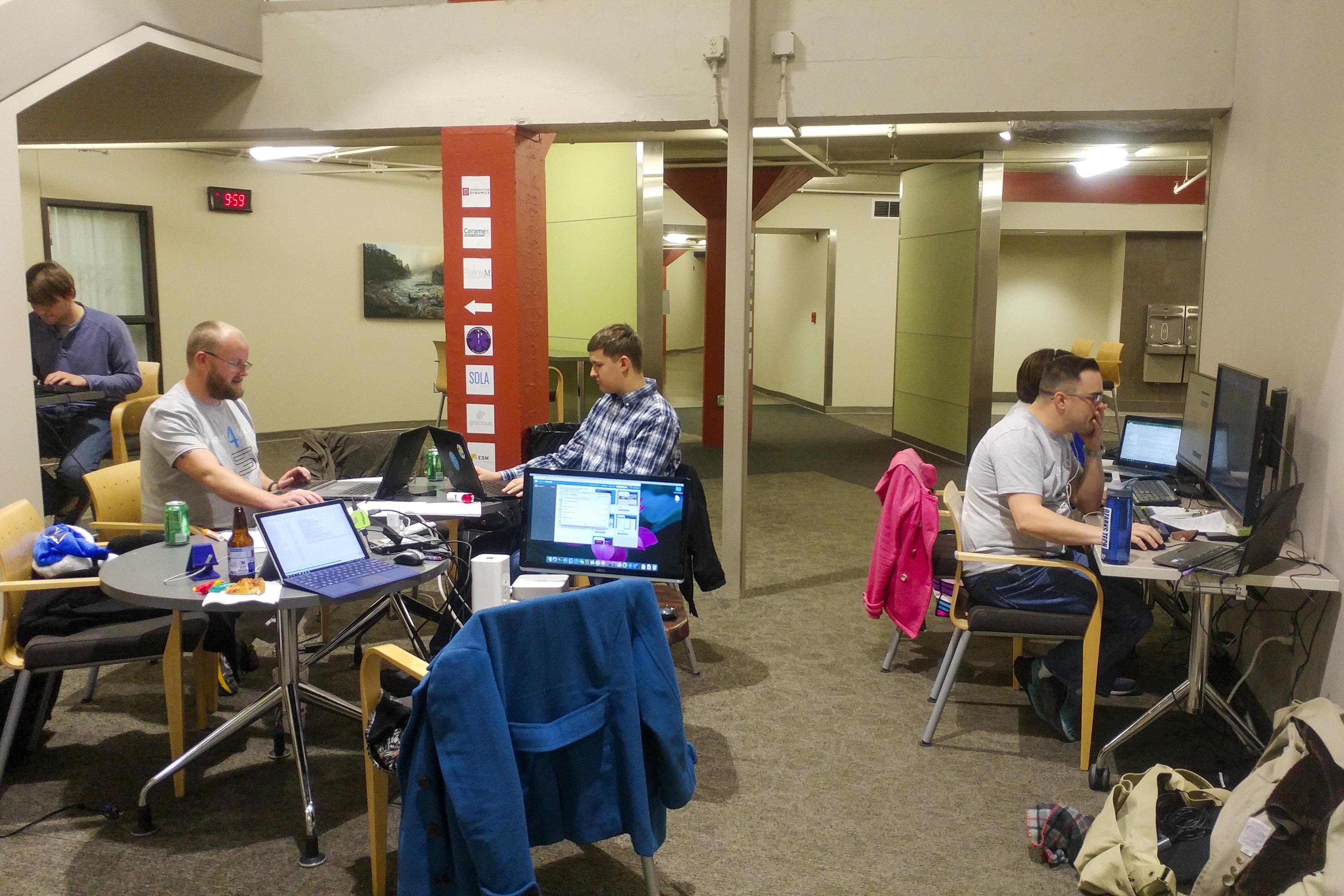 hackathon otc team