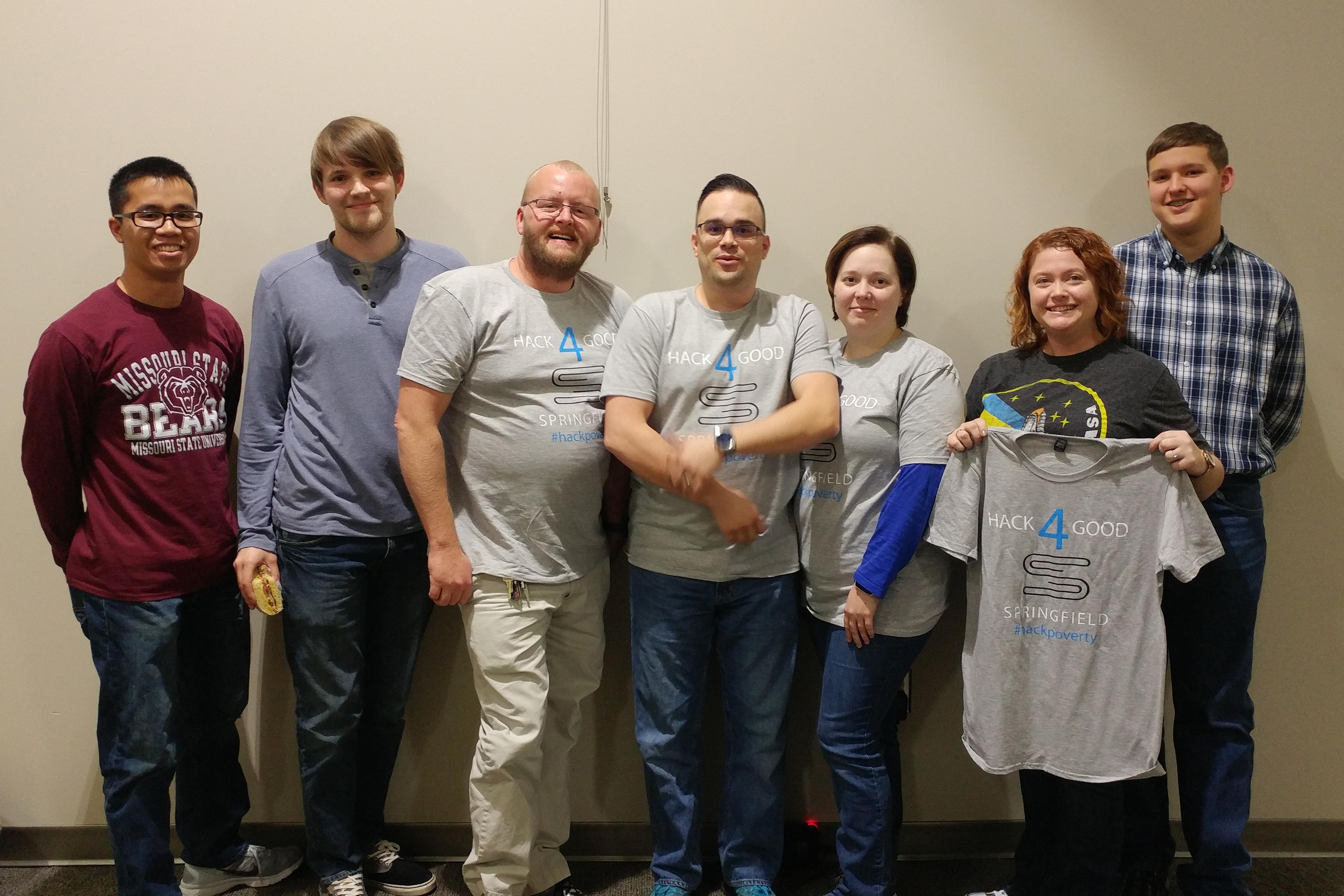 otc hackathon team