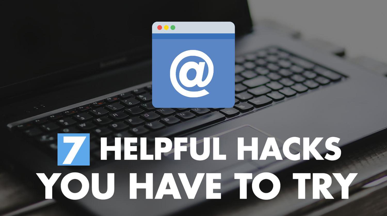 7 hacks for spring 2017