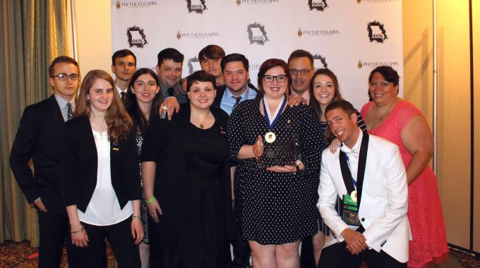 OTC s Phi Theta Kappa chapter receives 17 awards at regional convention 5fa3489a3d3e9