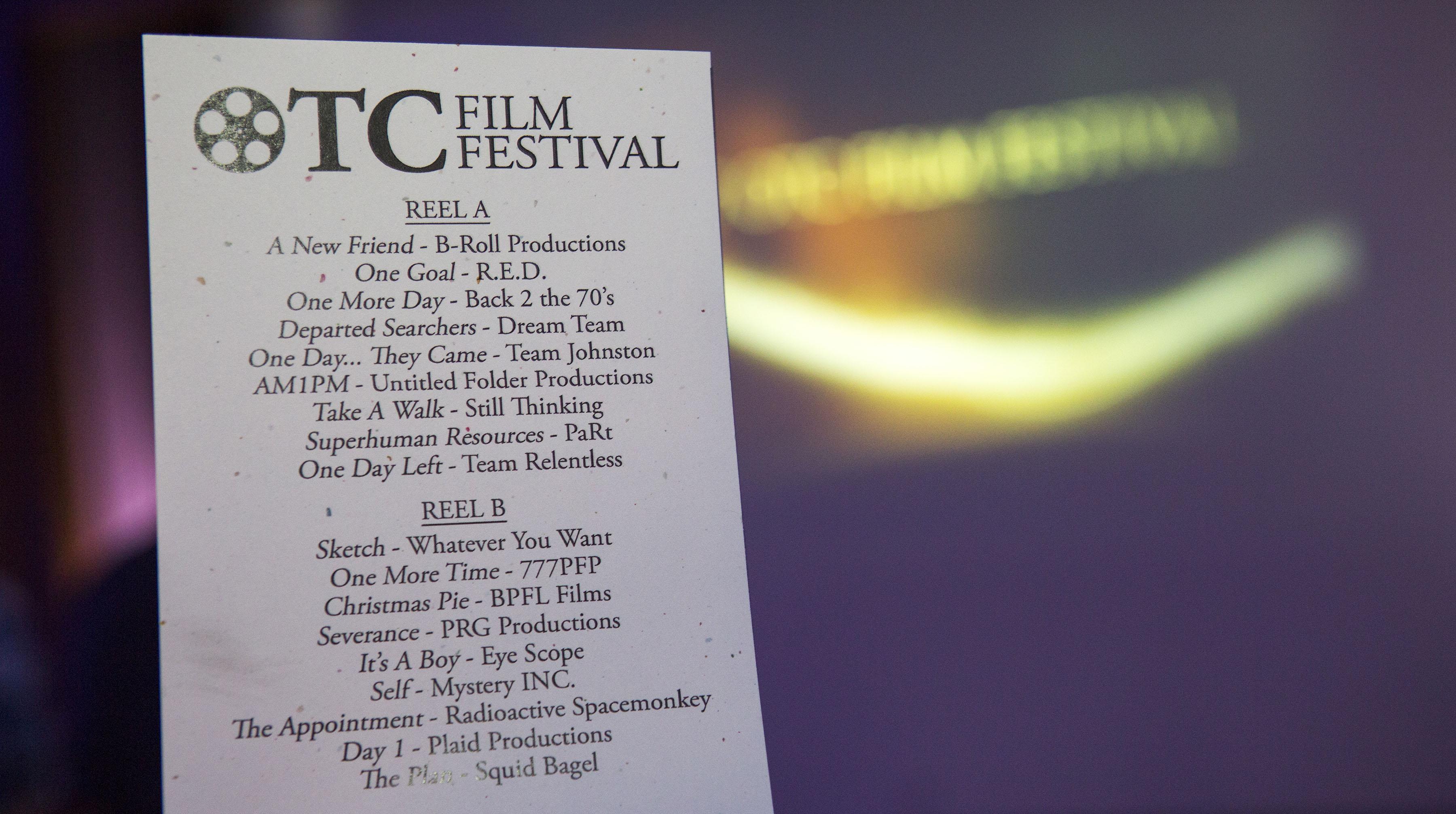 Film Festival Reel