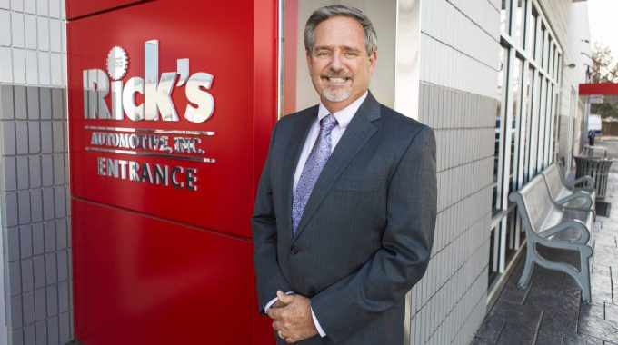 OTC To Honor Rick Hughlett With Excellence In Business Award