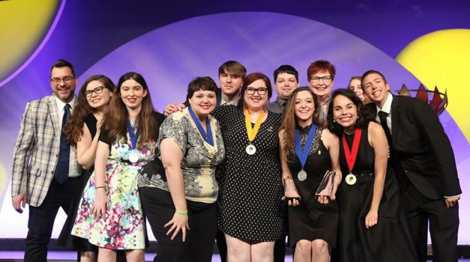 OTC's Phi Theta Kappa Chapter Brings Home 11 International Awards