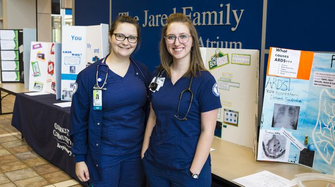 Promising Futures In Store For OTC Respiratory Therapy Students