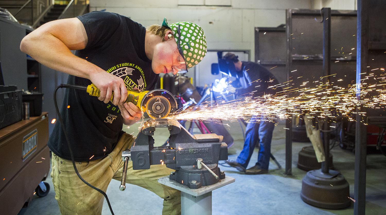josh welding