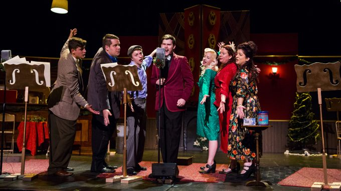 "OTC Fine Arts Holds Auditions For ""It's A Wonderful Life: A Live Radio Play"""