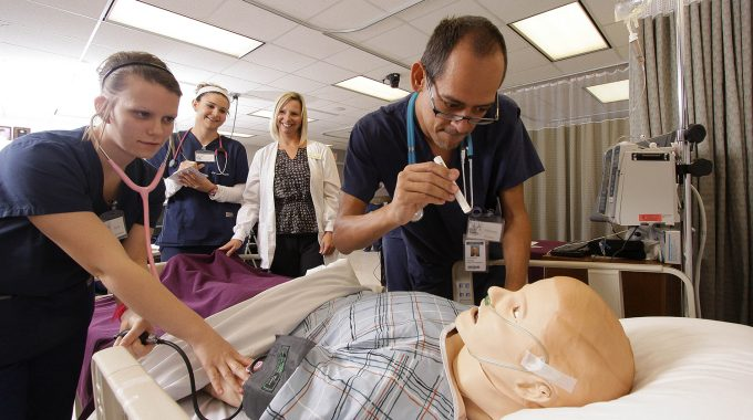 High-tech Training For Nurses Is Coming To OTC Table Rock