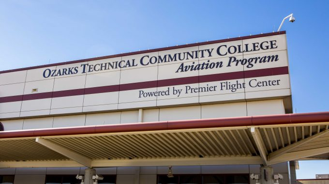 OTC Aviation Program Flight Partner Earns Highest School Status