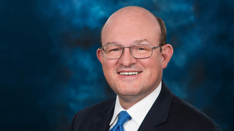 OTC Chancellor Hal Higdon