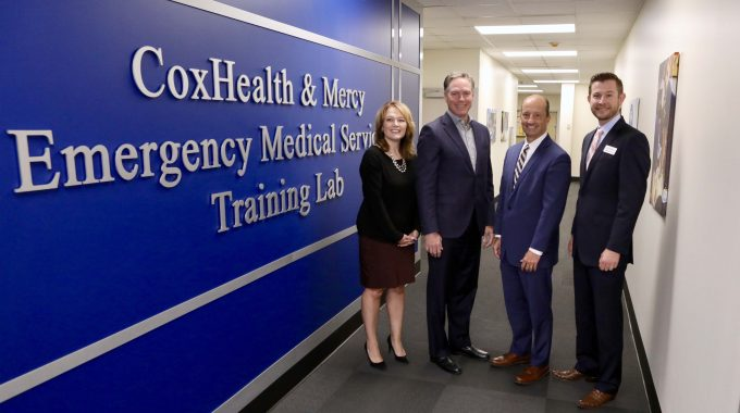 CoxHealth And Mercy Join Forces To Support OTC Emergency Medical Services