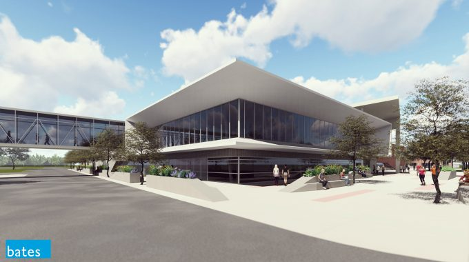 OTC's Center For Advanced Manufacturing Rendering