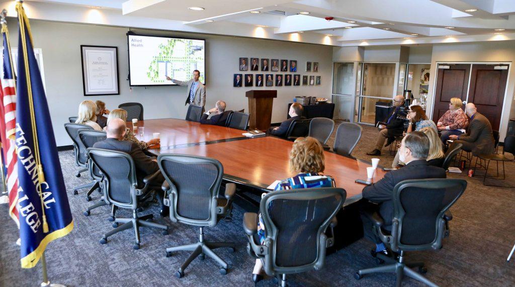 OTC debuts new 20-year master plan