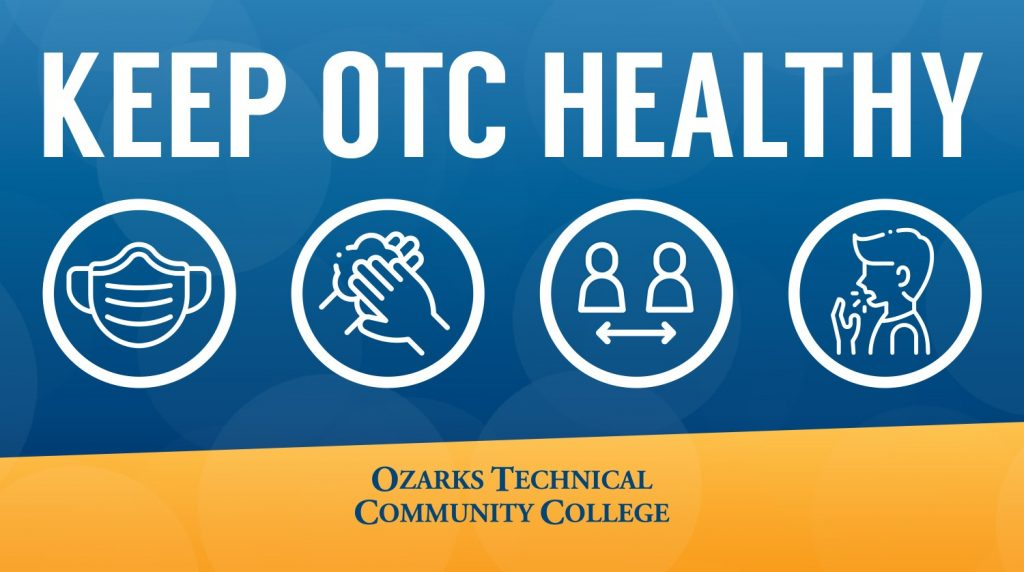 OTC's Return to Campus Plan: Spring 2021