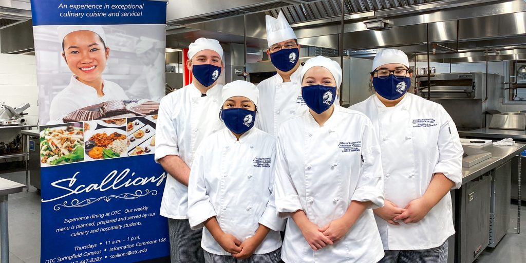 OTC culinary students meet industry challenges in wake of COVID-19
