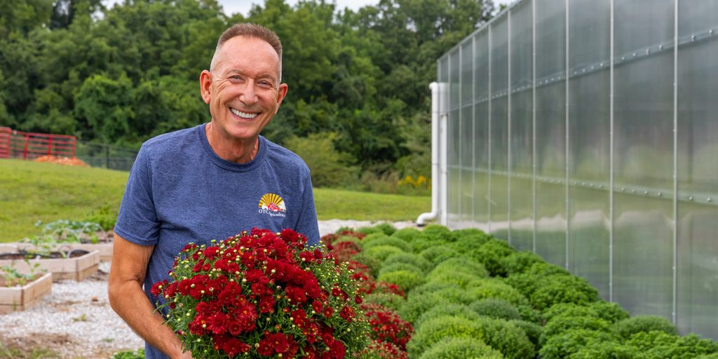 Local dentist digs up new interests in OTC's agriculture program
