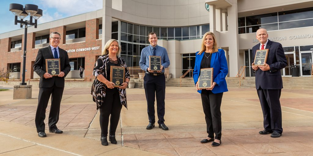 OTC celebrates 2020 Excellence in Education award recipients