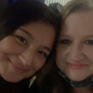 Betsy and Alicia