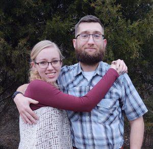 Matt and Kaylea